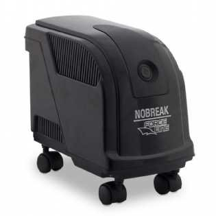 NOBREAK OFFICE SECURITY BIVOLT 700VA RMS PRETO FORCELINE