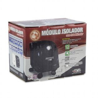 ESTABILIZADOR EVOLUTION III MÓDULO ISOL. 300VA PRETO FORCE LINE
