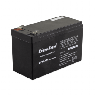 Bateria Selada 12V 7Ah Nobreak e Central Alarme Force Line